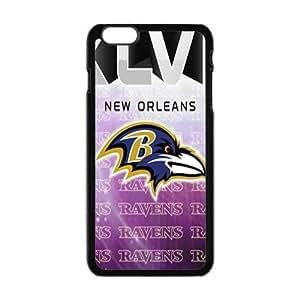 Baltimore Ravens NFL Logo Phone Case for Iphone 6 Plus Kimberly Kurzendoerfer