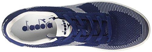 sast sale online Diadora Men's B.Elite SPW Weave Low-Top Sneakers Off White (Bianco/Blu Estate/Bianco) manchester great sale cheap online limited edition oBlOY1U