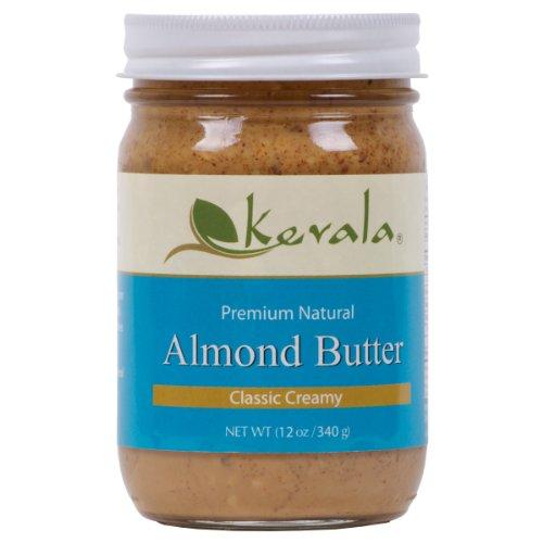 - Kevala Almond Butter Creamy, 12 Ounce