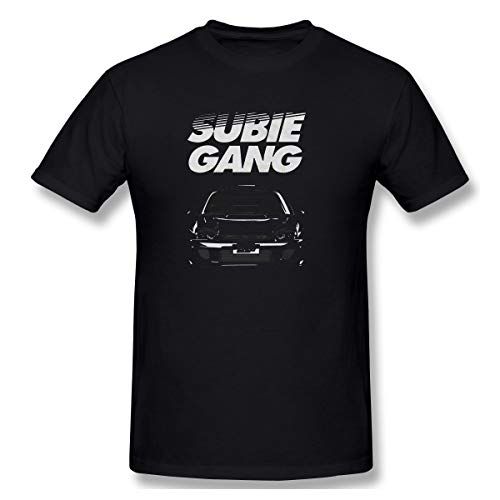 YUYU Men W r x Coche Limited Edition Jogging Short Sleeve Tshirt M Black ()