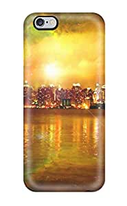 Michael paytosh Dawson's Shop Rugged Skin Case Cover For Iphone 6 Plus- Eco-friendly Packaging(city) 1069910K52964733