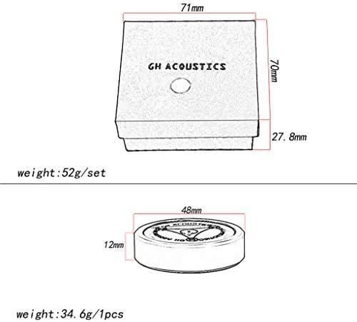 William-Lee - Estabilizador de Disco de aleación de Aluminio para ...