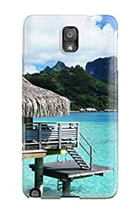 High Impact Dirt Shock Proof Case Cover For Galaxy Note 3 Bora Bora