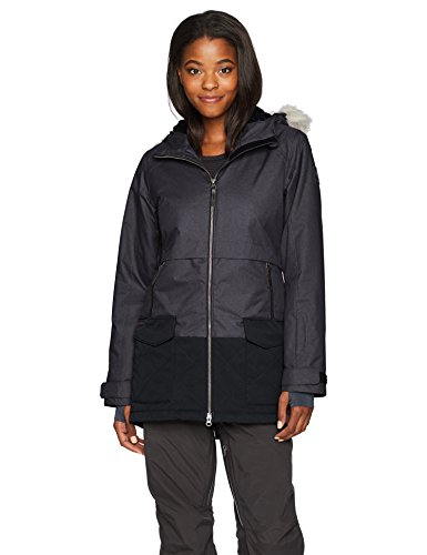 Columbia Black Parka - 2