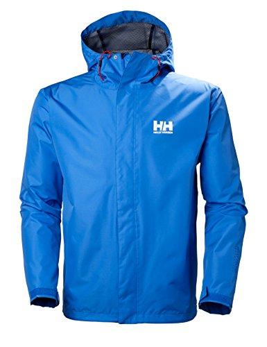 Helly Hansen Men's Seven Junior Jacket, Blue Water, XX-Large by Helly Hansen