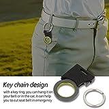 Wbestexercises Portable Keychain, Key Ring