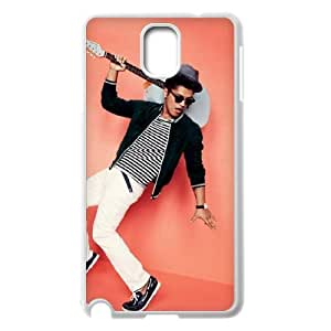 TOSOUL Customized Print Bruno Mars Hard Skin Case Compatible For Samsung Galaxy Note 3 N9000