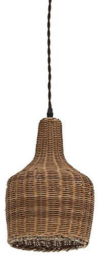 ACME Furniture WICKER LAMP B00L8FYGZQ