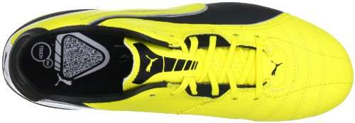 Puma Momentta FG - Botas de fútbol para hombre Gelb (blazing yellow-black-whit 01) (Gelb (blazing yellow-black-whit 01))