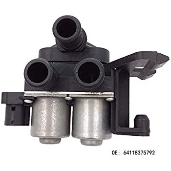 Heater Control Valve for BMW Models OE # 64-11-8-375-792 Free Shipping
