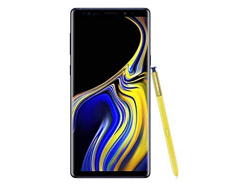 Samsung Galaxy Note 9 SM-N960F/DS 128GB/6GB 6.4″ QHD+ sAMOLED Factory Unlocked GSM (No CDMA) – International Version (No in The USA) (Ocean Blue)