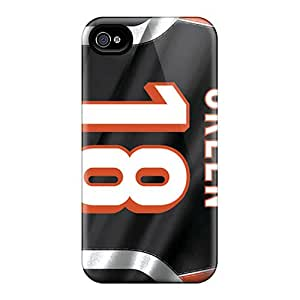 Iphone 6 EZT12124lpOY Support Personal Customs Stylish Cincinnati Bengals Pictures Bumper Hard Cell-phone Cases -LauraFuchs