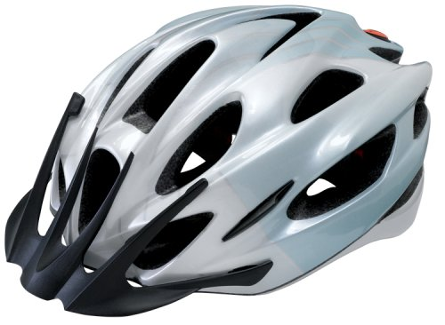 Avenir Conlis Helmet - Medium/Large (58-62cm), Pink/White/Silver