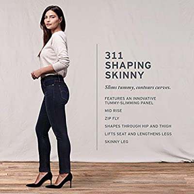 Levi's Womens's 311 Shaping Skinny Jeans