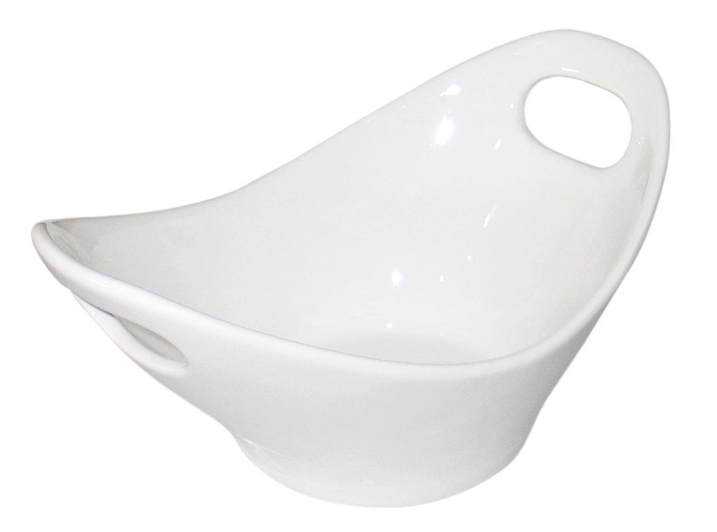 Eñe Eñe Chun Bowl with handles, 13 cm white Marhuenda
