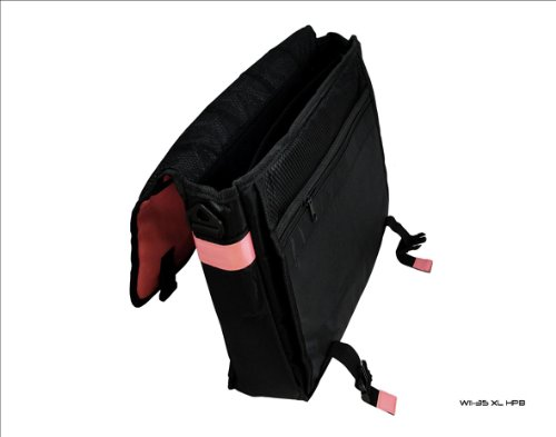 for N1408 TGC Pink Messenger 2367 Baby Novatech Black nFinity Bag amp; N1407 Laptop FpvYxZ