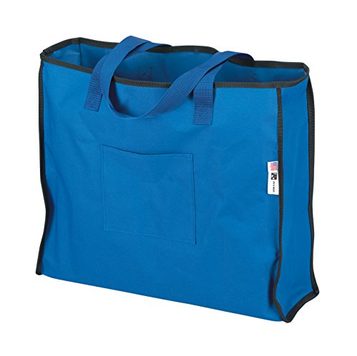 Markwort Carrying Bag for Deluxe Wide Stadium Chair, Royal Blue
