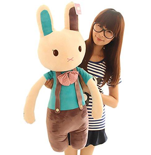 1 Pc Kawaii Plush Doll Toy Animal Giant Rabbit Pillow Stuffed Animal Toy 95cm/37.4inch