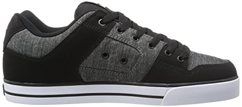 Black Shoe Skateboarding Tx Pure Men's Se DC TwzFqx