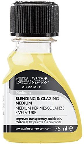 Winsor & Newton Blending & Glazing Medium, 75ml
