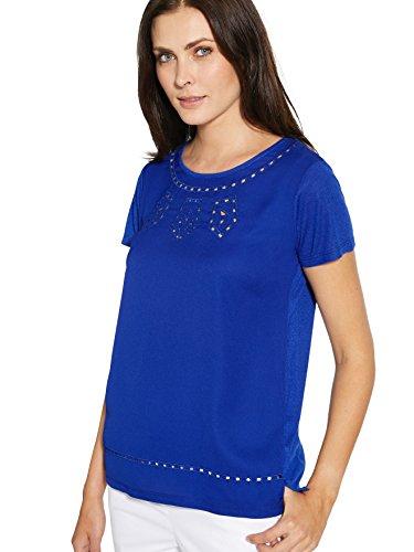 Balsamik Camiseta Mujer Mujer Azul Balsamik Mujer Azul Para Azul Para Balsamik Camiseta Para Camiseta rwUqapRCr