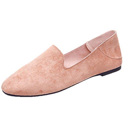 Pink Welldone2017 Donna Sconosciuto Ballerine Ballerinas xWUq0YRn