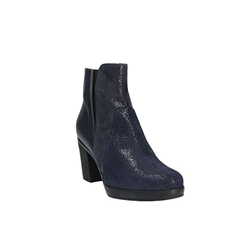 Frauen Blau GRACE Stiefeletten 32253 SHOES t4YxtqnFU