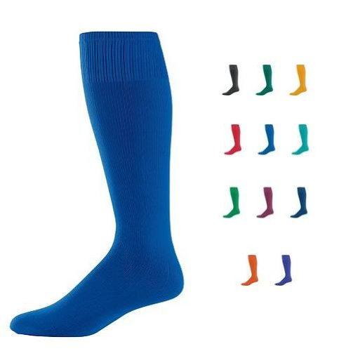 All Sports Athletic Game Socks (Baseball, Softball, Soccer, Football, Lacrosse...)