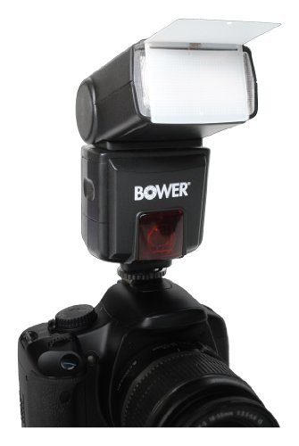 Bower SFD926P Power Zoom Flash for Pentax & Samsung SLR Cameras
