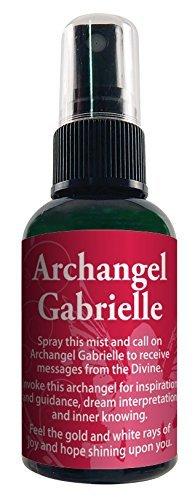 Archangel Gabrielle Spray 2 Oz by The Crystal (Garden Angels Bath)