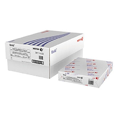 Xerox Digital Color Elite Gloss - Glossy coated paper - Letter A Size (8.5 in x 11 in) - 120 g/m2 - 500 sheet(s) (Free Color Printers Xerox)