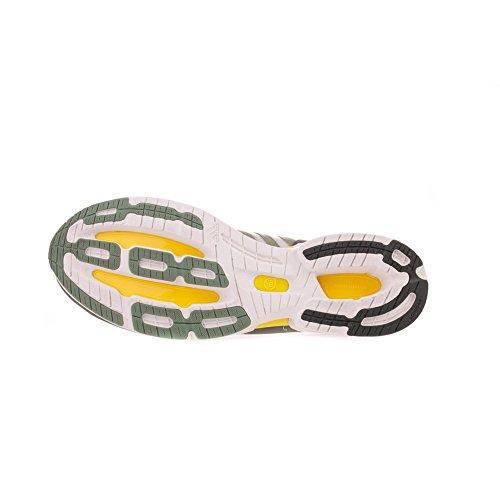Adidas - Diorite Adizero BY Stella Mccartney - B35184 - Farbe: Grün-Weiß - Größe: 40.6