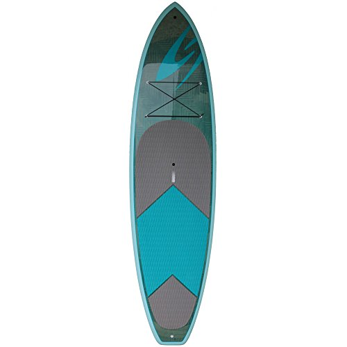 Surftech Chameleon Tekefx 10 4 Hybrid Touring Stand Up Paddle Board SUP Includes Center Fin