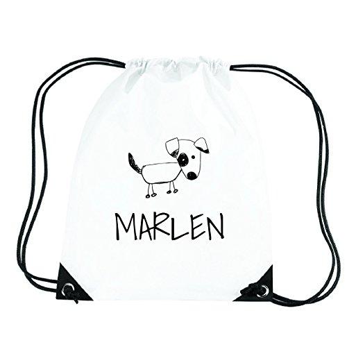 JOllipets MARLEN Turnbeutel Sport Tasche PGYM5725 Design: Hund