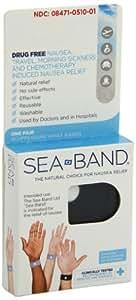 Sea-Band Wristband, Color May Vary, 1-Pair
