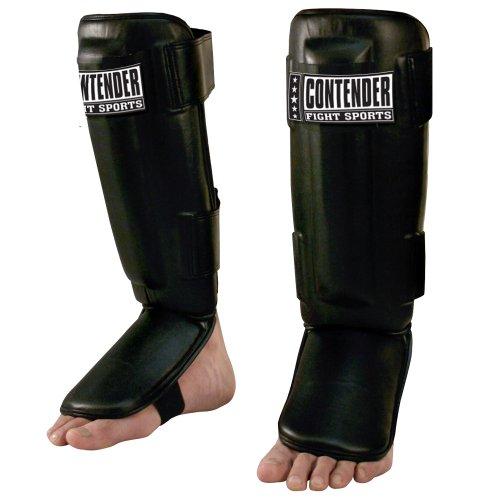 Contendiente deportes de lucha MMA pro-style espinilleras
