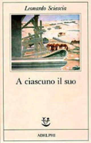 A' Ciascuno Il Suo (Fabula) (Italian Edition)