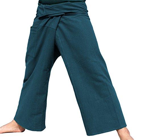 Vert Foncé Pah Homme Pantalon Muang Raan dq6wXwIW