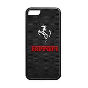 TYHde Ferrari sign fashion cell phone case for ipod Touch4 ending