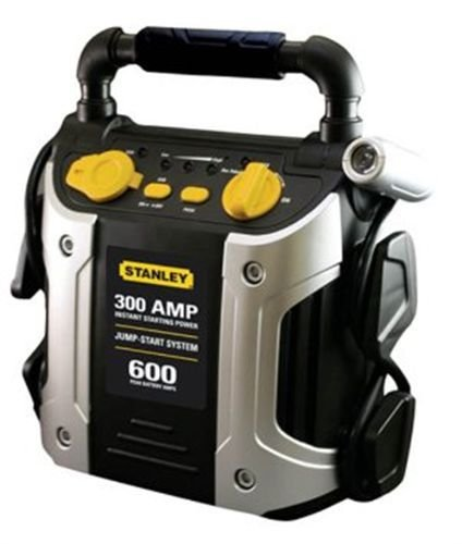 Stanley 300 Amp Car Starter Start Auto Jumper Jump Battery Portable Energy Power