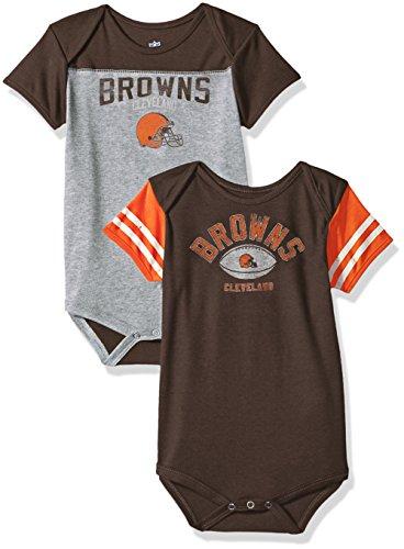 Cleveland Browns Heather - NFL Infant