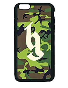 Brantley Gilbert Logo Green Camouflage Custom Diy Unique Image Durable Rubber Silicone Case Iphone 6 Plus - 5.5 inches