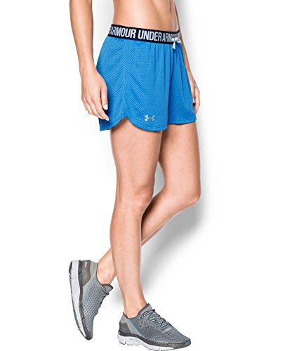 Under Armour Women's Play Up Mesh Short