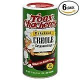 Tony Creole Seasoning 17 OZ (Pack of 9)
