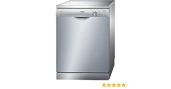 Bosch SMS40E38EU lavavajilla - Lavavajillas (Independiente, Acero ...