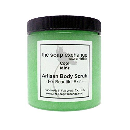 Mint Body Scrub Recipe