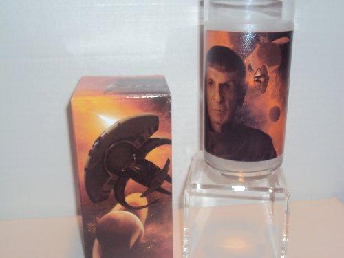 Star Trek Spock Vulcan Glass Star Trek 2008 Movie