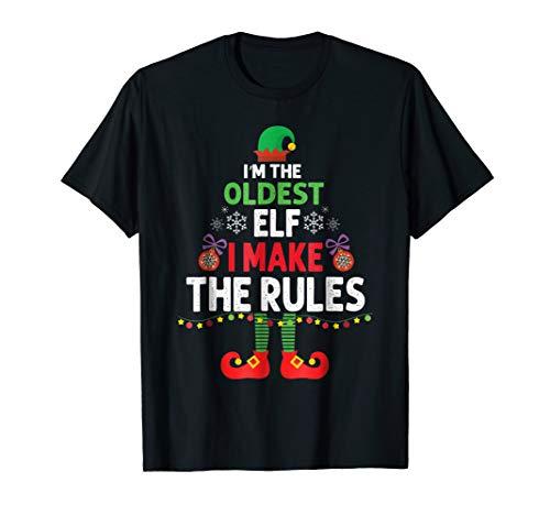 Make The Rules Christmas T Shirt ()
