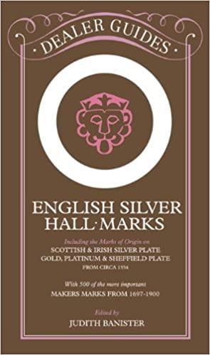 Uk marks silver makers British Sterling