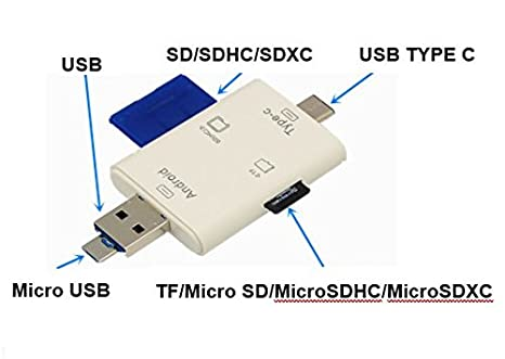 NOVAGO unidad adaptador tarjeta de memoria Via puertos USB ...